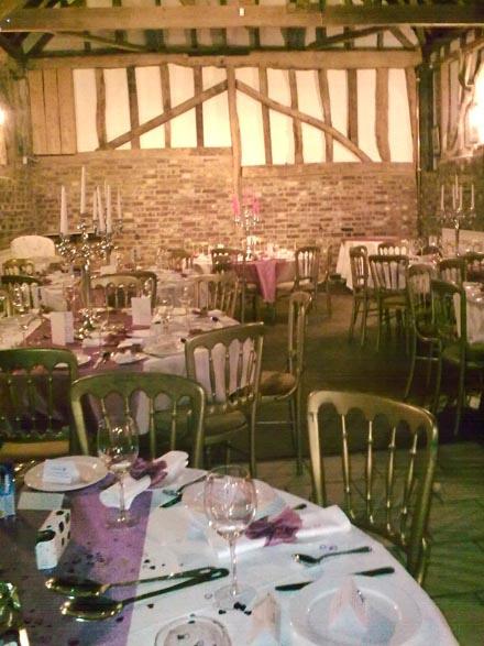Wedding Reception Venues Bedfordshire The English Toast Master