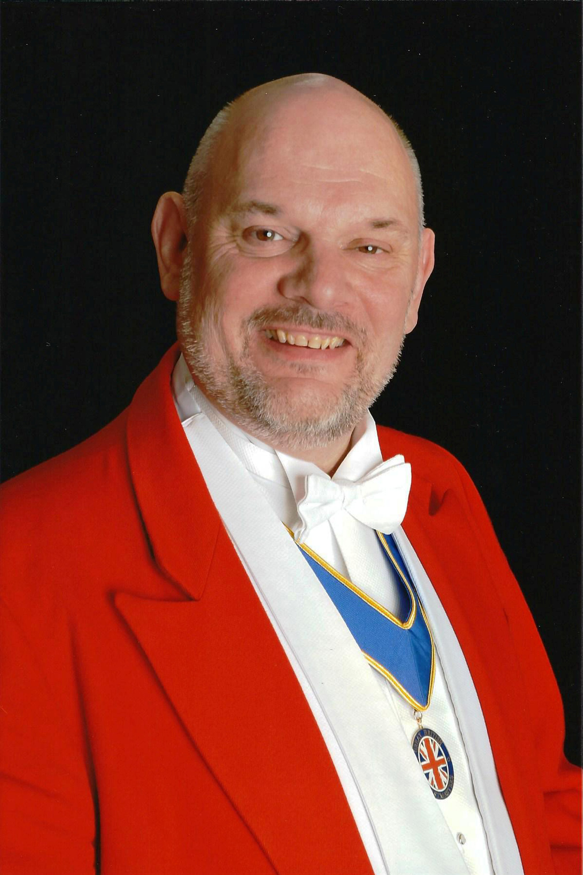 Great British Wedding Toastmaster