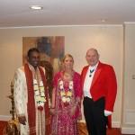 English Toastmaster Asian Wedding